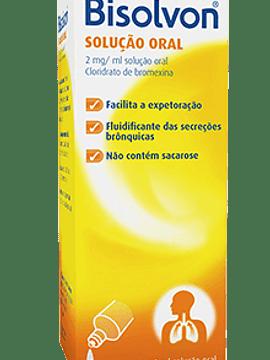 Bisolvon, 2 mg/mL-40 mL x 1 solução oral gota