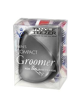 Tangle Teezer Compact Groomer Escova Para Cabelo e Barba