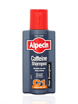 Alpecin Champô Cafeína 250ml