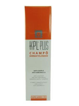 Kpl Plus Champô Dermatite Caspa/Seborreico  200ml