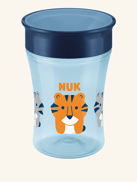Nuk Magic Cup Evolution 9m+  250ml/Azul