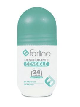 Farline Deo Sensível 50ml