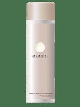 Atashi Perfect Skin Água Micelar Limpeza 250ml