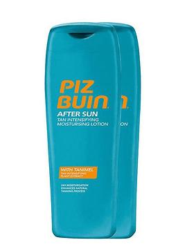 Piz Buin After Sun Duo Loção Hidratante Intensificadora do Bronzeado 2 x 200 ml