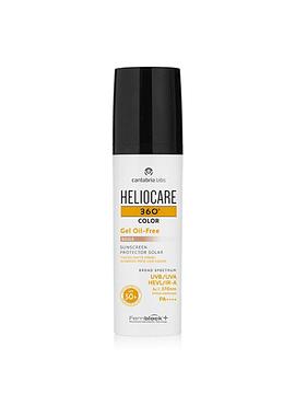 Heliocare Color Gel Oil-Free SPF50+ Bronze Intenso
