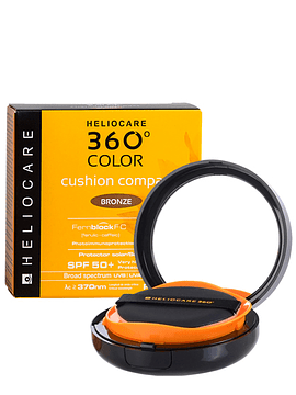 Heliocare360 Cush Compact Spf50+15g Bronze
