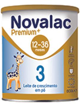 Novalac Premium 3 Leite de Crescimento - 800g