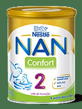 Nan Confort 2 Leite de Transição - 800g