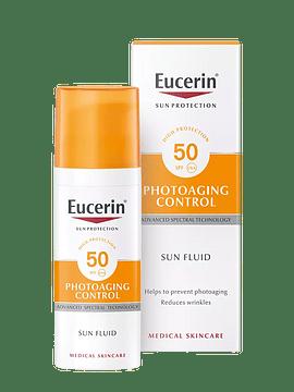 Eucerin Sun Protection Loção Age Repair SPF50+ 150 ml com Desconto de 20%