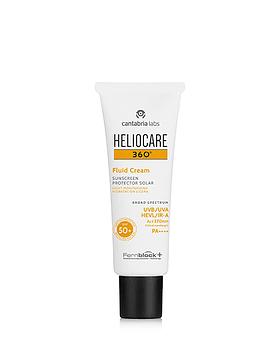 Heliocare 360 Fluid Cream Spf 50+50ml