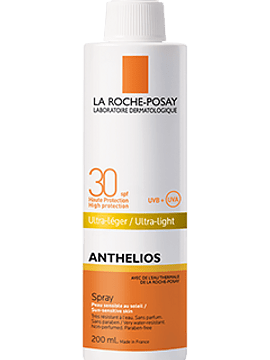 Lrposay Anthelios Spray Fp30 Com Perfume 200ml