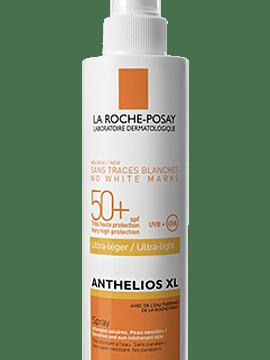 Lrposay Anthelios Spray Fp50+ Sem Perfume 200ml