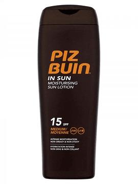 Piz Buin Moisturising Loção Fps 15 200 Ml