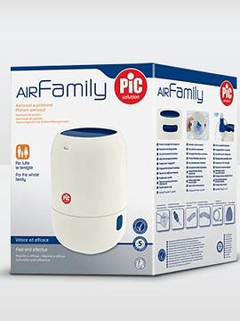 Pic Air Family Nebulizador Pistão