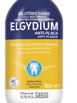 Elgydium Colutório Placa 500ml