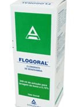 Flogoral, 1,5 mg/mL-240mL x 1 solução bucal frasco