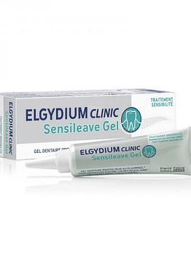 Elgydium Clinic Sensileave Gel Dentífrico 30ml