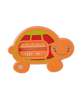 Saro Termómetro de Banho - Tartaruga Laranja