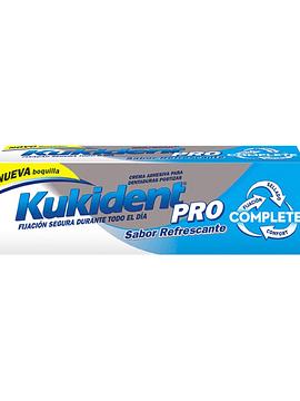 Kukident Pro Creme Refrescante Prótese 47 G