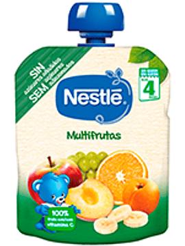 Nestlé Naturnes Multifrutas 4m+   90G