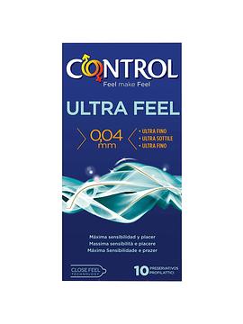 Control Preservativos Ultra Feel >0,04< mm