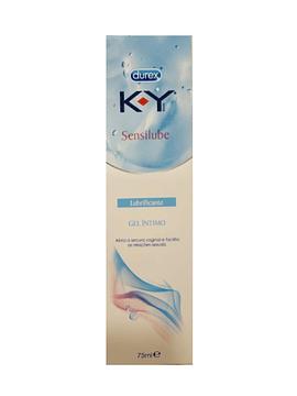 Durex Sensilube K-Y Gel Íntimo Lubrificante