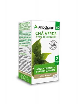 Arkocapsulas Chá Verde X 45 cápsulas