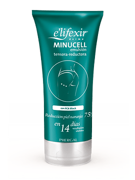 Elifexir Minucell Emulsão Tensora-Redutora