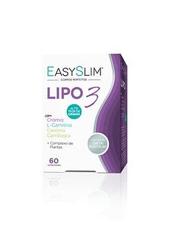 EasySlim Lipo 3 x 60 Comprimidos