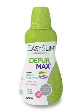 EasySlim Depur Max Frutos Tropicais 500 Ml