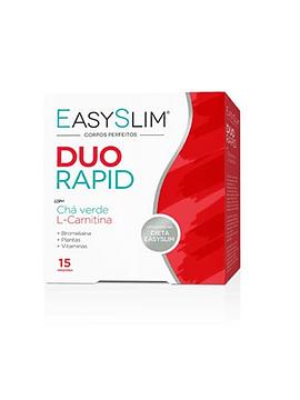 Easyslim Duo Rapid X 15 Ampolas