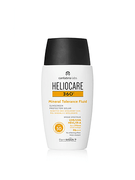 Heliocare 360 Fluído Mineral SPF 50 50ML