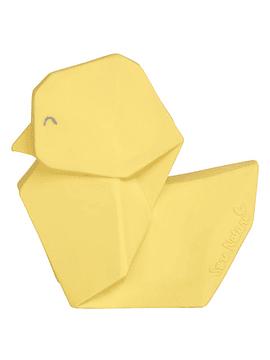Saro Duck Nature Toy Origami 4m+ - Amarelo