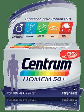 Centrum Homem 50+ X30 Comprimidos