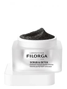 FILORGA SCRUB & DETOX Mousse Esfoliante Purificação Intensiva