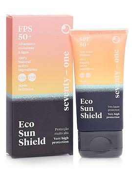 Seventy-One Percent Protetor Solar Eco Sun Shield FPS 50+  50 ml