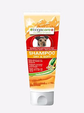 Bogacare Dry Soft & Champô Cães 200ml