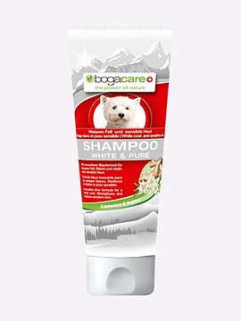 Bogacare White Pure Champô Cão 200ml