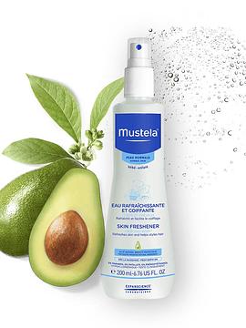 Mustela Água Refrescante Perfumada  200 ml