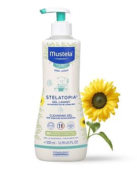 Mustela Stelatopia® Gel Lavante  500ml