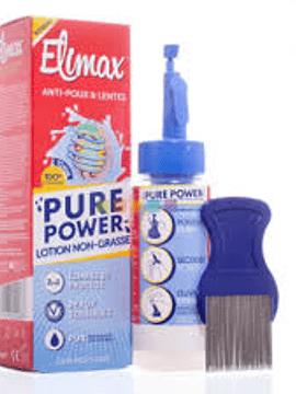 Elimax Loção Não Oleosa Antipiolhos e Lêndeas  100 ml