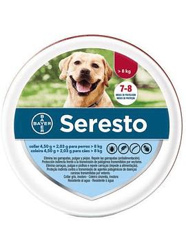 SERESTO Coleira para Cães >8 Kg