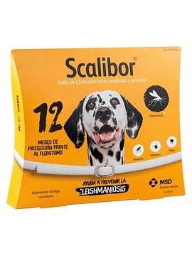 Scalibor Coleira 65 cm Inseticida para Cães Grandes