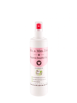 MR&MRS DOG Fragrância Beautiful Dog Spray 200ml