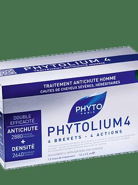 PHYTO PHYTOLIUM 4  12 ampolas