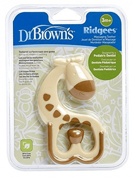 Dr Brown's Ridgees Mordedor 3m+