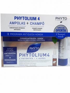 Phyto Phytolium 4 + Champô Phytolium