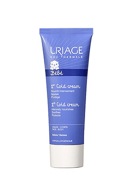 Uriage Bebé 1ºCold Cream Barreira 75ml