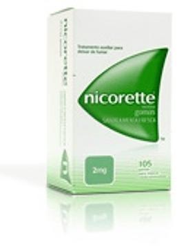 Nicorette Menta Fresca, 2 mg x 105 goma