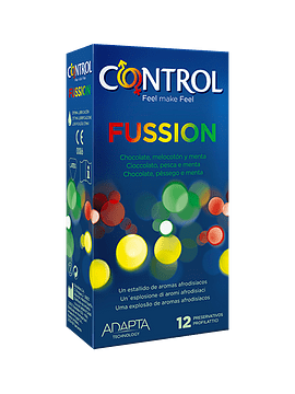 Control Sex Sense Fussion Adapt X12